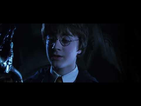 Гарри Поттер открывает тайную команту | Гарри Поттер и тайная комната (2002)
