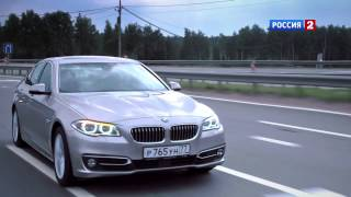 Тест драйв BMW 5 Series F10 2014 АвтоВести 126