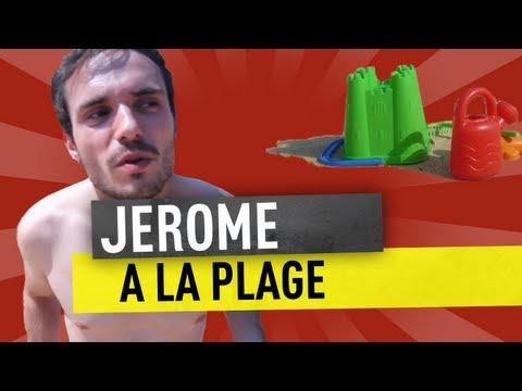 JEROME A LA PLAGE