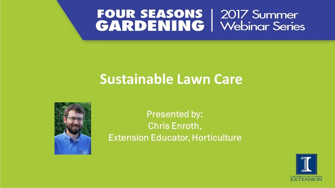 case study sustainable lawn care
