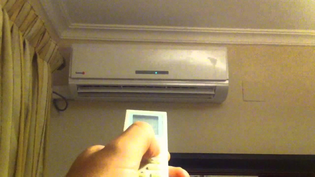 Truco para apagar y encender display o pantalla de aire - Humidificador para aire acondicionado ...