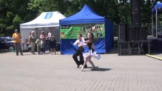 Duet Elita - Gwiazdy taniec - on 10, ona 9 (1 z 4)