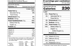 What You Need To Know About Nutrition Labels - FierceFactorFitness & True to Form