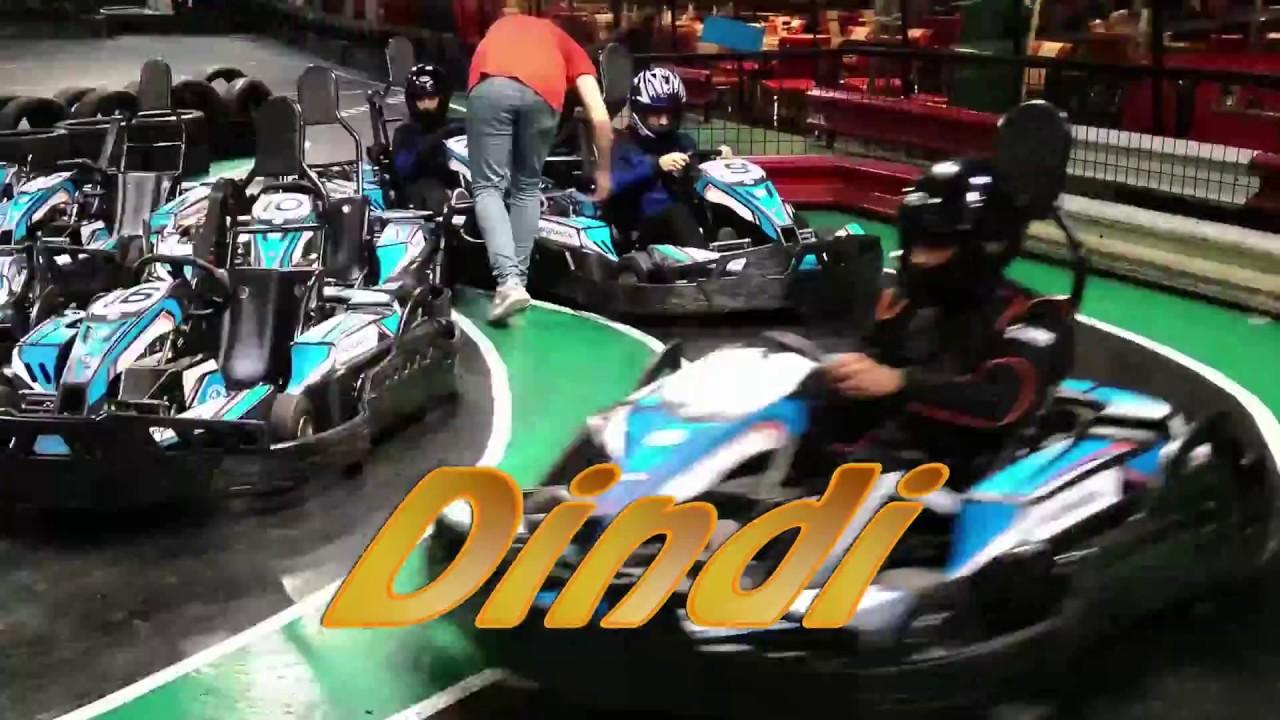 Kart Race Bij Raceplanet Amsterdam Baan 2 Youtube