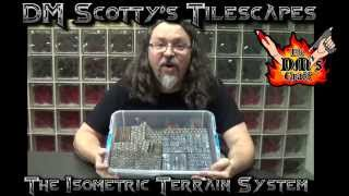 DM Scotty's TILESCAPES Game Terrain Tiles for D&D and Pathfinder #002