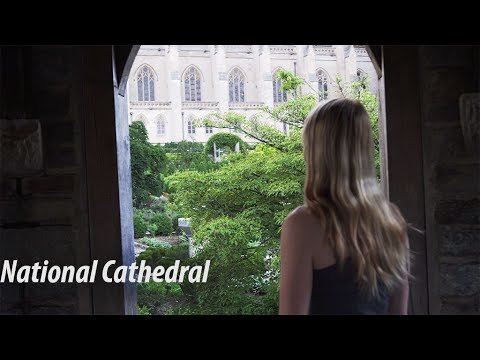 Washington DC National Cathedral 4K