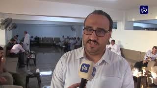 قناة الملك عبدالله تحصد روح ستيني غرق داخل مياهها (11/8/2019)