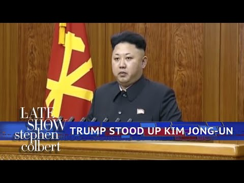 Kim Jong-Un Is Ending Things With Trump