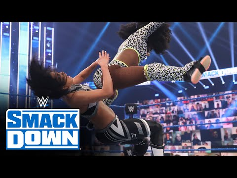 Naomi vs. Bayley – Beat The Clock Challenge Match: SmackDown, August 21, 2020