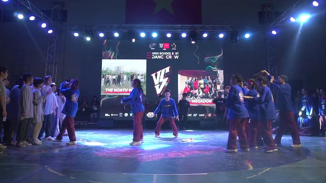Final Battle The North Wall vs Megadon | Highschool Best Dance Crew 2020
