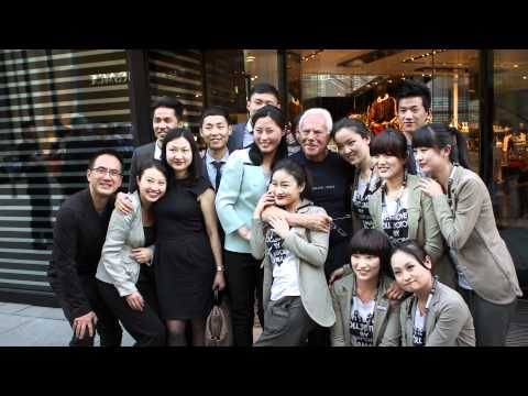 Giorgio Armani - One Night Only in Beijing - Day II
