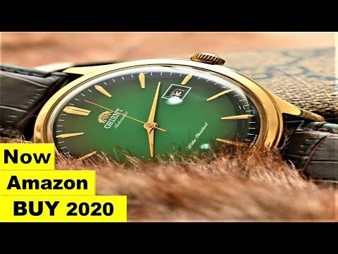 Top 7 Best Orient Watches To Buy In 2020 Amazon