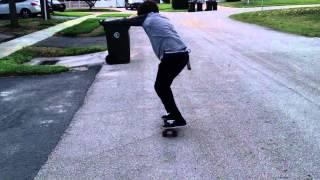 30 TREFLIPS IN A ROW // PENNY SKATEBOARD // MATT STOKES