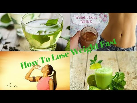 How To Lose Weight Fast – Best Meal Plan To Lose Weight At Home