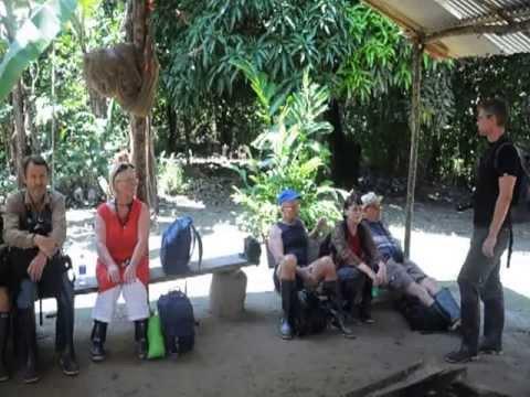 2010 Stockholms Strömstarar Frazze i Amazonas Quito Equador