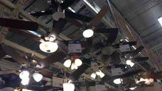 Ceiling Fans at Home Depot - 2017