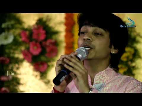 क्यों की तुम ही हो - Kyu Ki Tum Hi Ho || Live Jain Songs || Rajiv Vijay Vargiya