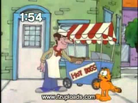 Garfield and Friends - 5 Minute Warning