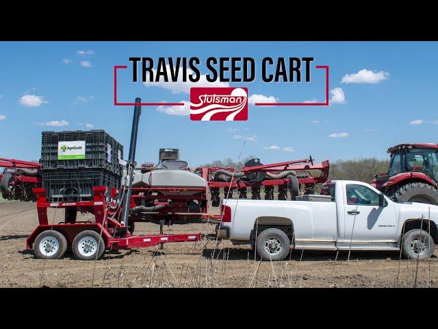 Travis Seed Cart