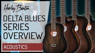Harley Benton - Delta Blues - Series Overview - Comparison -