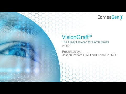 VisionGraft® The Clear Choice® For Patch Grafts