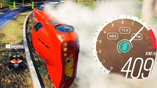 Forza Horizon 3 Поле Чудес - Горящий Булкин И Фартовый Фреш, Битва За Шавуху! Еду По Стене Багом!