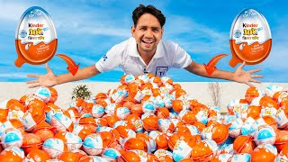 Opening 500 Kinder Joy - Will All Toy's Are Different?