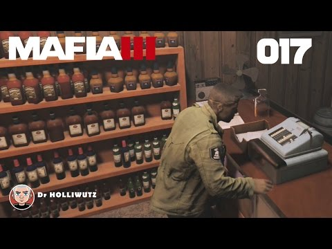 MAFIA III #017 - Sonnys Schnapsläden plündern [XBO][HD] | Let's Play Mafia 3