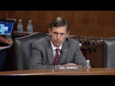 Heinrich Advances Bipartisan Bill To Provide Fourth Graders Free Access To National Parks