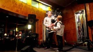 Queen Mary Kitchen Piping 2011 -2- Alex Gandy & Brennan Foley
