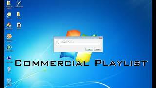 Utilizando o Playlist - Server, Maker, Commercial, Playlist e Logger Manager