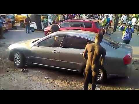Mombasa Car Thieves Caught By Witchcraft Spell (VIDEO plus DETAILS)