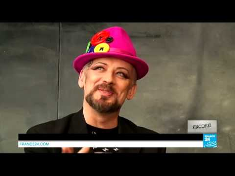 Boy George on drugs, Buddhism and Lady Gaga - Encore!
