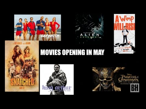 Boston Herald Sneak Peeks Movies Opening in May