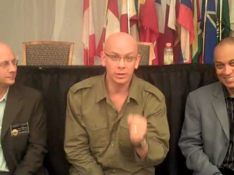 (Part 6 of 6) World Championship of Public Speaking: Conversation with the Champs
