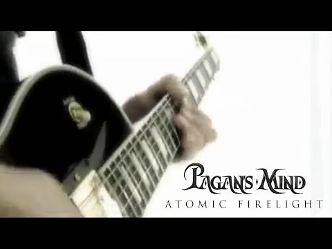 PAGAN'S MIND - Atomic Firelight (Official)