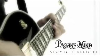 PAGAN'S MIND - Atomic Firelight (Official)