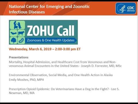 CDC ZOHU Call March 6, 2019