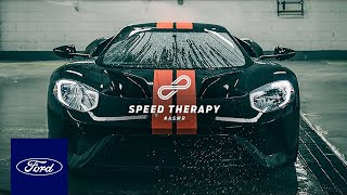 ASMR: Ford GT Wash and Wax | Speed Therapy | Ford