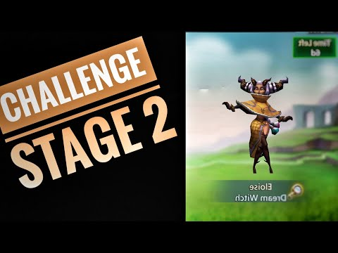 Lords Mobile - Dream Witch Limited Challenge Stage 2