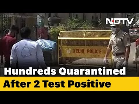 175 Tested, 2,000 Quarantined After Mosque Event At Delhi's Nizamuddin