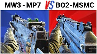 The Best SMG in Call of Duty...