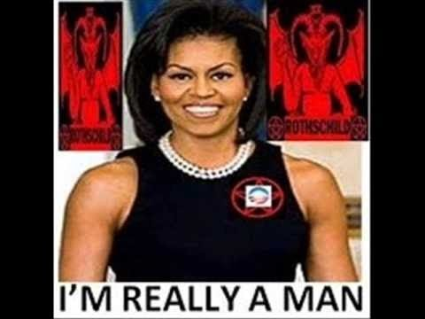 DO YOU NEED MORE PROOF??? MICHELLE OBAMA! (MICHAEL)