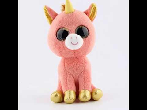 New Unicorn Beanie Boo   (Read description) - YouTube 8a13b1b559b