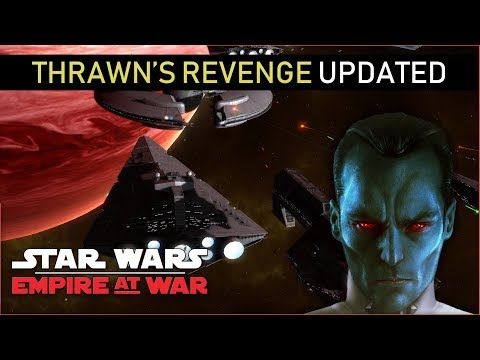Thrawn's Revenge: Imperial Civil War mod for Star Wars: Empire at