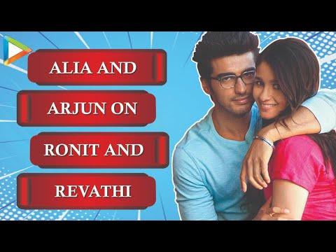 Alia Bhatt Arjun Kapoor Fun Interview On 2 States Part 3
