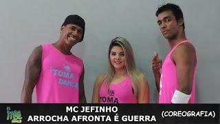 MC Jefinho - Arrocha Afronta é Guerra - Coreografia Free Dance #boradançar