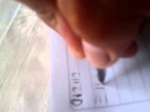 C�mo escribir algunos nombres en letra pitufa