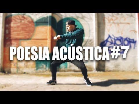 POESIA ACÚSTICA 7 - Céu Azul  Coreógrafo Tiago Montalti