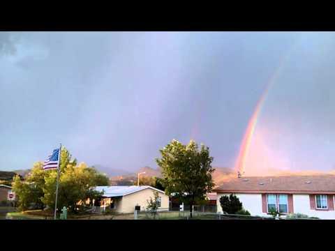 Globe, AZ lightning